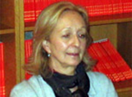 È mancata la Prof.ssa Maria Caterina Bianchini